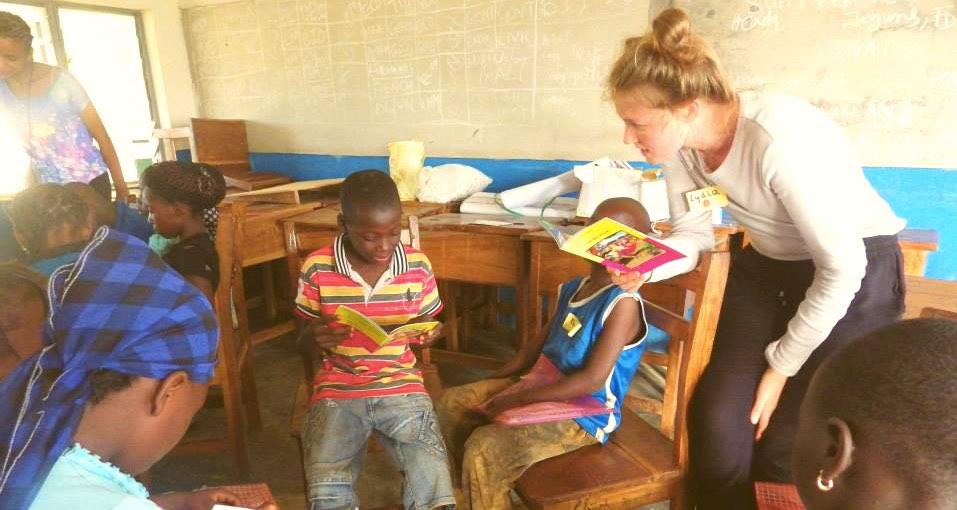Nigeria, Teaching, International Citizen Service