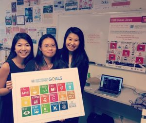 Sustainable Development Goals, Centre for Global Health, CUHK