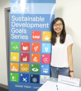 Sustainable Development Goals, Centre for Global Health, Chinese University of Hong Kong