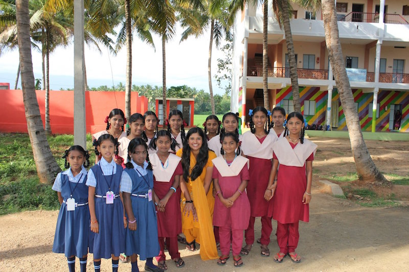 Archana Somasegar- Orphanage India