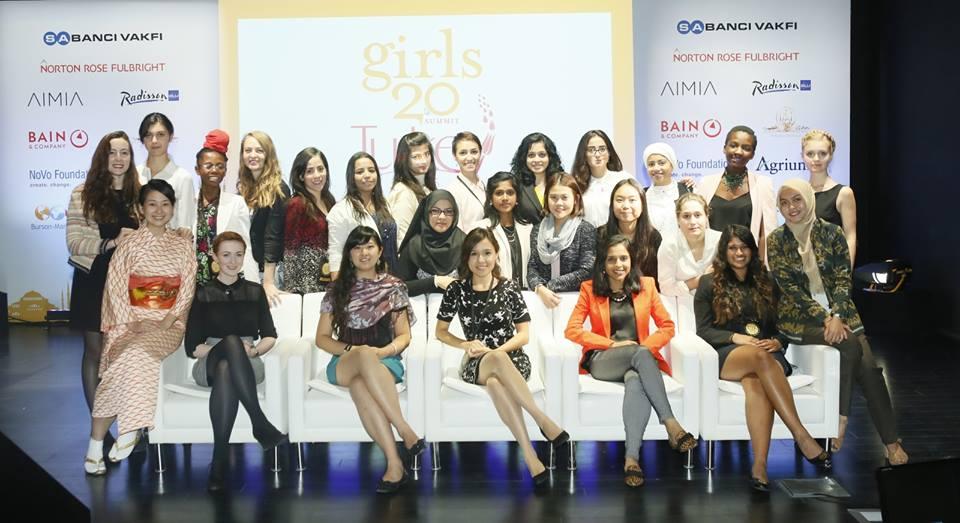 Eva Louise Grant- Girls20 Turkey